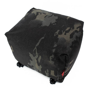 Wiebad Pump Pillow Black Multicam