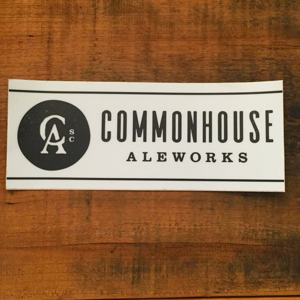Commonhouse Logo Sticker