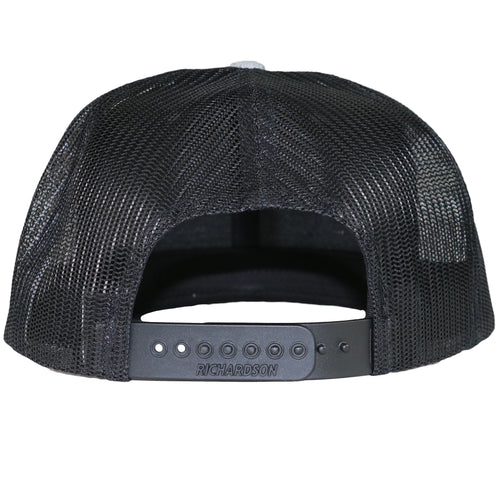 UCA Leather Snapback