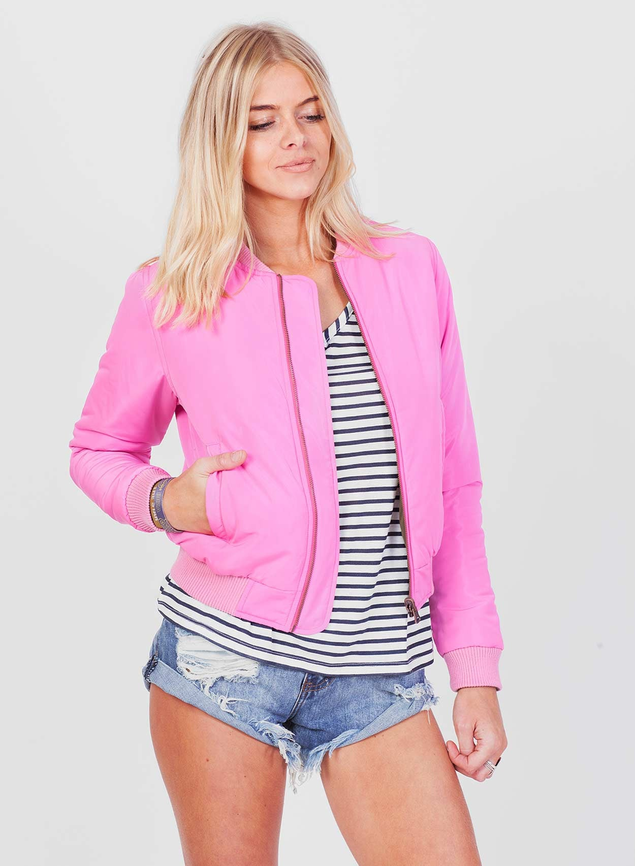 Love Reversible Bomber - LoveClothing.com - 10