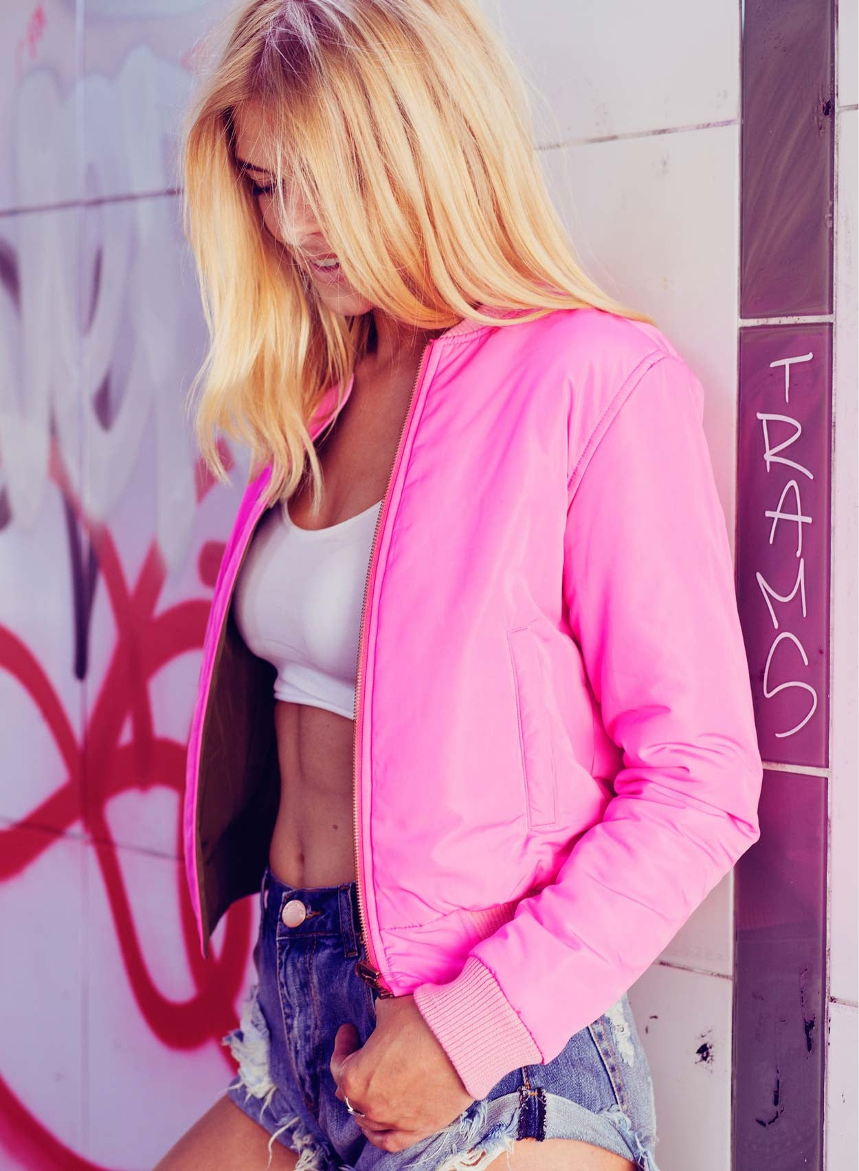 Love Reversible Bomber - LoveClothing.com - 7