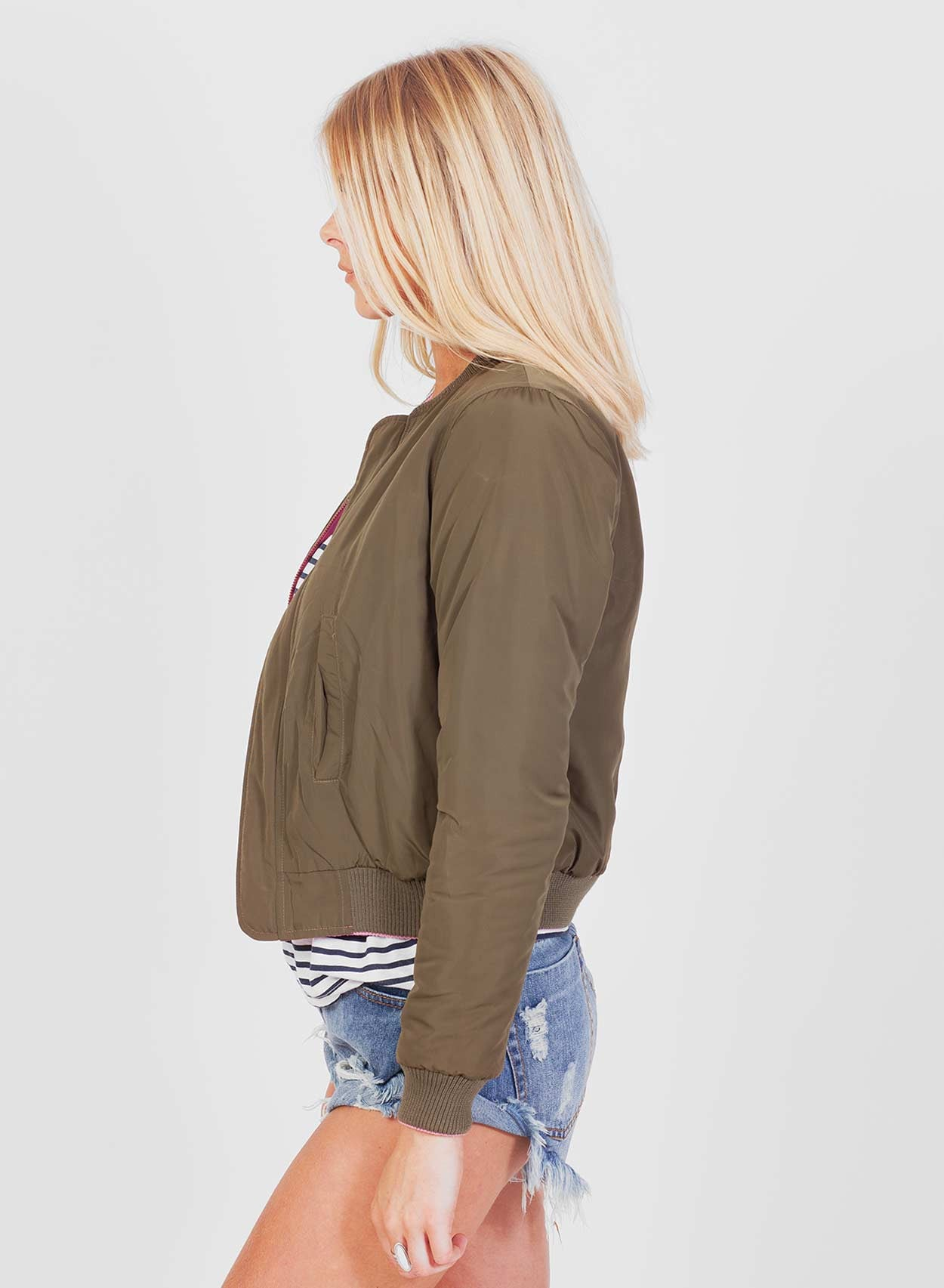 Love Reversible Bomber - LoveClothing.com - 9