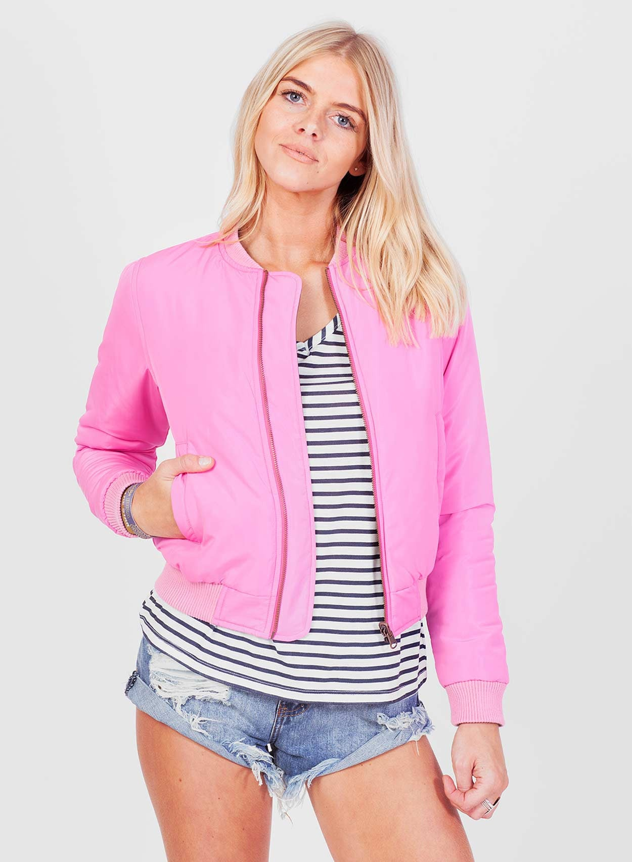Love Reversible Bomber - LoveClothing.com - 2