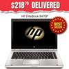 $218.70 Delivered ($424 Without Code: SX98) HP EliteBook 8470P Grade B • Windows 10 Home 64 Bit • Super-Fast Core i5 • 120GB Solid State Drive • 8GB RAM • DVD • FREE SHIPPING