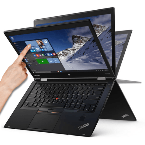 Lenovo ThinkPad X1 Yoga Multi-Touch 2-in-1 Laptop • Blazing Core i7 6600U 2.6GHz • 512GB NVMe SSD • 16GB RAM • Windows 10 Professional 64 Bit • FREE SHIPPING
