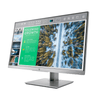 HP EliteDisplay 23 Inch Screen LED-Lit Monitor Silver (1FH46A8#ABA)