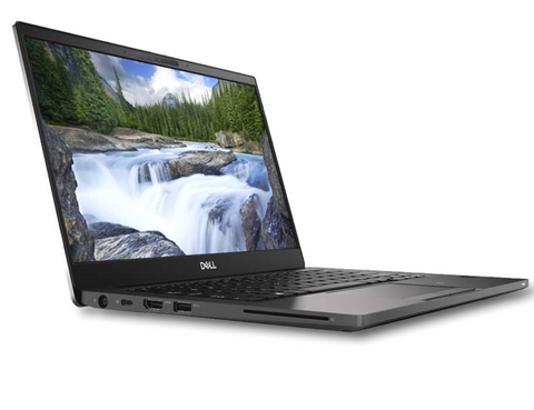 Dell Latitude 7390 • Intel Core i7-8650U 1.9GHz • 256 SSD HD • 16GB RAM • Windows 10 PRO • Touch screen • Webcam
