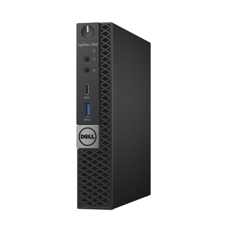 Dell Optiplex 7050 TINY Desktop • Core i7- 6700 2.8GHz • 8GB RAM • 250GB SSD • Windows 10 PRO 64 BIT