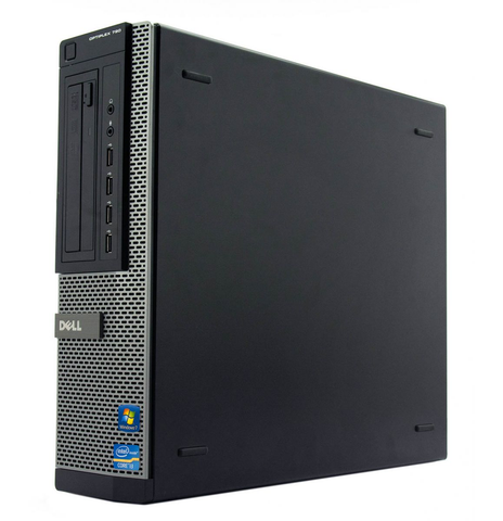 Dell OptiPlex 790 • Intel Core i3 (2120) • 3.3GHz • 8GB RAM • DDR3 • 500GB SATA HDD • DVD ROM •  Windows 10 Home 64 Bit