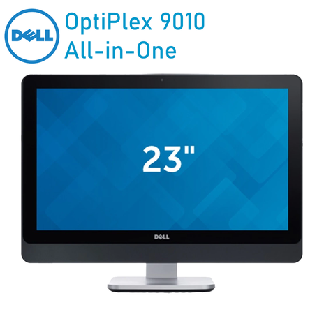 Dell Optiplex 9010 All-in-One Desktop • Intel Core i5-3570 @ 3.1 GHz • 3rd Generation • 16GB RAM • 500GB SSD • Webcam • Windows 10 PRO 64 Bit