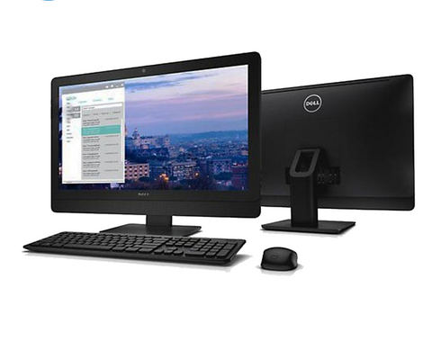 "Dell Optiplex 9030 All-in-One Desktop • 23""• Intel Core i5-4690S 3.2GHz • 4th Gen • 8GB RAM • 256GB SSD • Windows 10 PRO 64 Bit • Webcam"