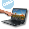 "Dell E5570 Ultrabook 15.6"" TOUCHSCREEN • CORE i7 • 256GB SSD • 8GB RAM • Win 10 Pro • Webcam • WiFi • HDMI • Numerical Keypad • Grade C • 100% Functional (Visible  defects may include dime size spot on screen and bubble lines near edges) • FREE SHIPPING"