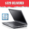 "Dell Latitude E6440 • Core i7 • 14"" LCD • 500GB HDD • 8GB RAM • Win 10 Professional • WiFi • DVDRW • FREE SHIPPING"