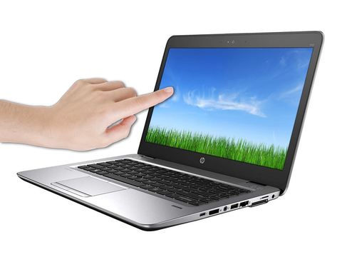 "HP EliteBook 840 G3 (6300U) 2.4Hz • Intel Core i5 • 14"" Touch Screen • 480GB SSD • 8GB DDR4 RAM • Win 10 Professional 64 Bit • HD Webcam • WiFi"