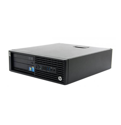 HP Z230 SFF • Core i5 4570 3.2 GHz • 500GB HD • 8GB RAM • DVD • Windows 10 PRO 64 Bit
