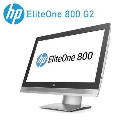 "HP EliteOne 800 G2 All-in-One PC 23"" • Core i5-6500 3.2GHz • Windows 10 PRO 64 Bit • 500GB SATA hard drive • 8GB RAM"