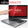 "Fujitsu LifeBook T935 Laptop/Tablet • Core i5 5200u Dual Core • 13.3"" Touchscreen • 1920x1080 FHD • Win 10 Pro 64 Bit • 128GB SSD • 8GB RAM • Grade B • No Stylus • FREE SHIPPING • $249 DELIVERED • Lowest Price on the Web • Money Back Guarantee"
