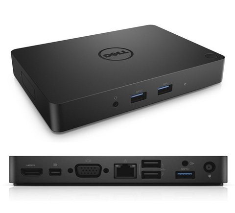 Dell WD15 Docking Station ‣  Add Ports for Dell Laptops