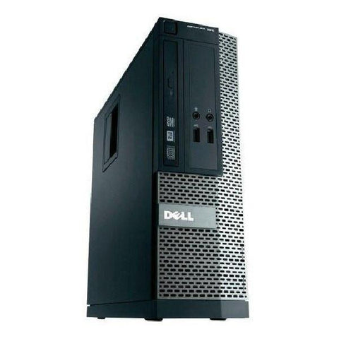 Dell Desktops Dell Optiplex 390 SFF • Dual Core • 2.7GHz • 160GB • 4GB • DVD • Use Code: TEN