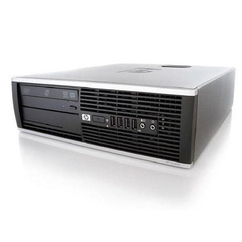 HP Desktops HP 6200 SFF • Core i5 • 3.1GHz • 250GB • 4GB • DVD
