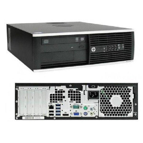 HP Desktops HP 6300 SFF • Core i5 • 3.2GHz • 320GB • 4GB • DVD