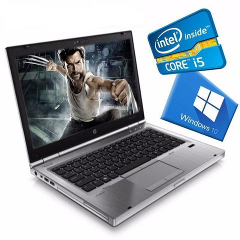 HP Laptops $199 ($299 without code H847) HP EliteBook 8470P  • WIN 10 Home • Super-Fast Core i5 • 320GB HDD • 4GB RAM • HD Webcam • FREE SHIPPING • $199 Delivered with Code: H847