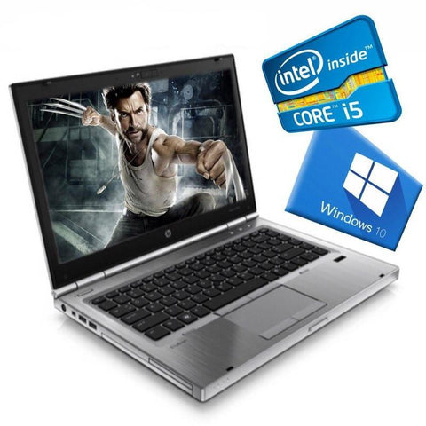 HP Laptops $229 ($299 without code PX37) HP EliteBook 8470P  • WIN 10 Home • Super-Fast Core i5 • 250GB HDD • 4GB RAM • HD Webcam • FREE SHIPPING • $229 Delivered with Code: PX37