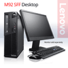 $196.50 DELIVERED BLOWOUT! Lenovo M82 SFF Desktop • Intel Core i5 3.2GHz • 1TB HDD • 8GB RAM • Win 10 Pro 64 Bit • DVD • FREE Keyboard & Mouse • Grade B • FREE SHIPPING