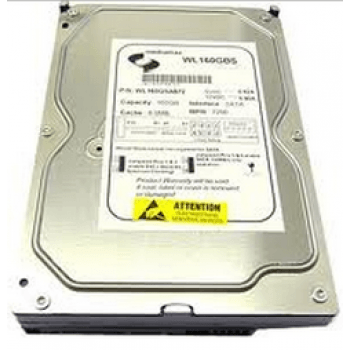 Major Brand Hard Drives Major Brand 160GB Notebook Hard Drive 2.5'' SATA