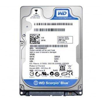 Major Brand Hard Drives Major Brand 320GB Hard Drive 2.5'' Sata