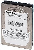 Major Brand Hard Drives Major Brand 400GB Hard Drive 2.5'' Sata