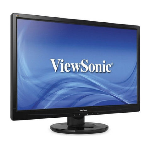 "Viewsonic LCD Monitor ViewSonic 22"" Widescreen LED Backlit LCD Monitor • Model VA2246m - SOLD OUT"