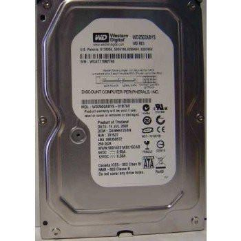 Western Digital Hard Drives Western Digital 250GB Desktop Hard Drive 3.5'' SATA