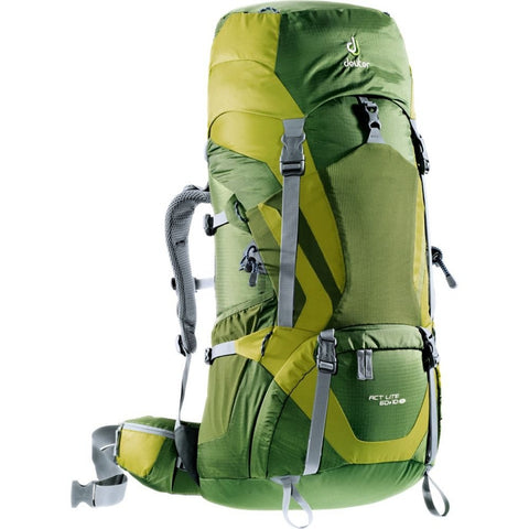 Deuter ACT Lite 60 + 10 SL Ultralite Trekking Pack - CLOSEOUT!