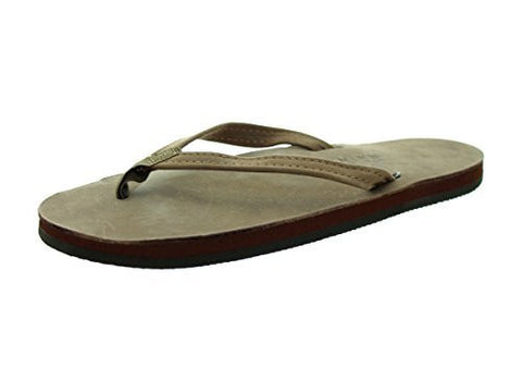 Rainbow Sandals Women's Premier Leather Single Layer Narrow