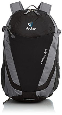 Deuter Airlite 28 Hiking Backpack (One Size, Black / Titan)