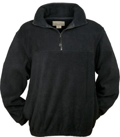 Colorado Timberline Steamboat Fleece Pullover Black Large