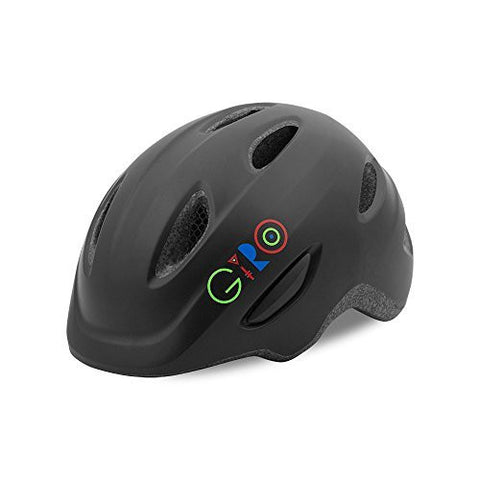 Giro Scamp Bike Helmet - Kid's Matte Black X-Small