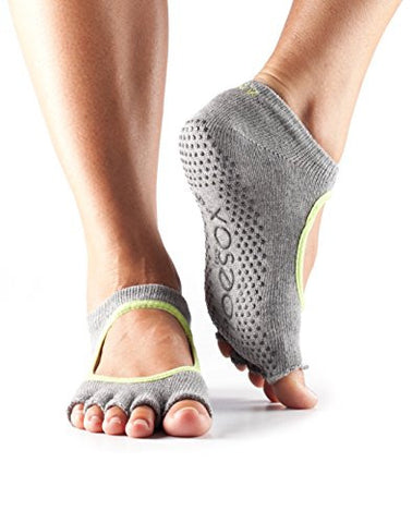 Toesox Women's Half Toe Bella Socks