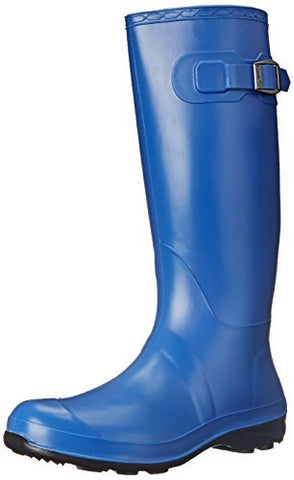 Kamik Women's Olivia Rain Boot,Blue,11 M US