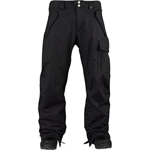 Burton Men's Covert Pant, True Black, Small