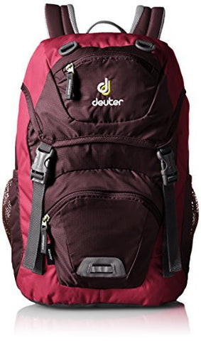 Deuter Junior Backpack - Kid's Aubergine/Magenta