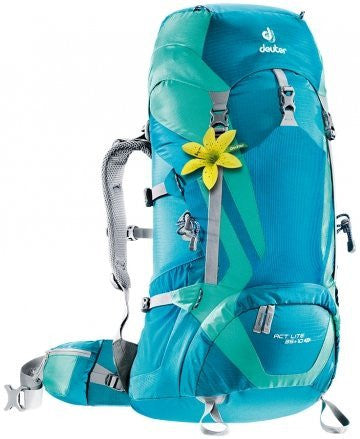 Deuter ACT Lite 35+10 SL Backpack - Petrol/Mint
