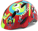 Giro Scamp Helmet - Kid's Matte Red Rockets Small