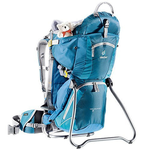 Deuter Kid Comfort II Child Carrier-Artic/Denim