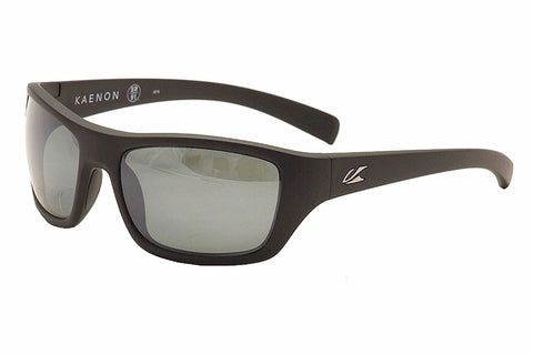 Kaenon Mens Kanvas Polarized Sunglasses