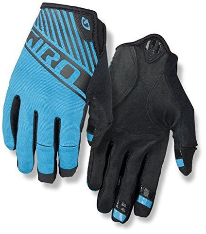 Giro DND Bike Glove - Men's Blue Jewel X-Large