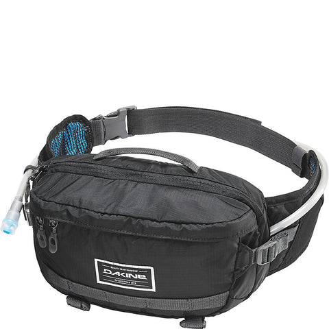 Dakine Hot Laps 5 Liter Bike Waist Bag Black