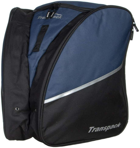 Transpack Edge Boot Bag Navy