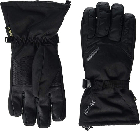 Gordini Men's Gore-Tex Gauntlet Gloves Black